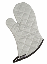Silicone Oven Mitts - Protects to 400F - 17""