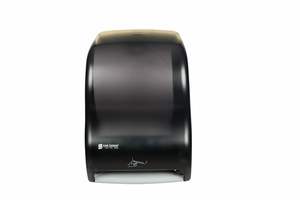 Smart System Paper Towel Dispenser w/IQ Sensor - Classic - Black Pearl