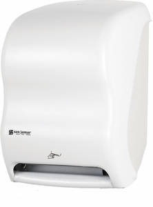 Smart System Paper Towel Dispenser w/IQ Sensor - Classic - White