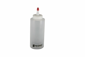 Squeeze Bottle - 24 Oz - Clear