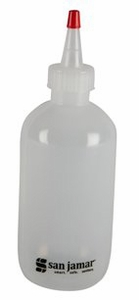 Squeeze Bottle - 8 Oz - Clear