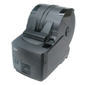 Star Micronics TSP1045d-24 Gry, Thermal Printer, Cutter, Serial, Gray, 82.5mm Paper, Large Roll Capacity, Slip Stacker, Requires Power Supply #30781870