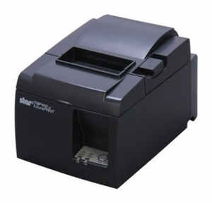 Star Micronics TSP113pu-24 Pusb Cbl, Thermal Friction Printer, Tear Bar, USB, Putty, 1.2m Powered USB Cable Is The Power Supply