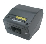 Star Micronics TSP847IIu-24 Gry, Thermal Printer, Cutter/Tear Bar, USB, Gray, Requires Power Supply #30781870