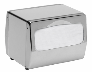 Tabletop Napkin Dispenser Fullfold - Chrome