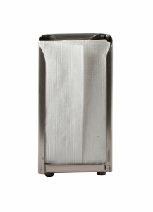 Tabletop Napkin Dispenser Tallfold - Chrome