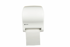 Tear-N-Dry Essence Roll Towel Dispenser - Classic - White