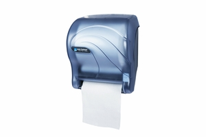 Tear-N-Dry Essence Roll Towel Dispenser - Oceans - Arctic Blue