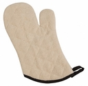 Terry Oven Mitts Heavy Duty - Protects to 500F - 17""