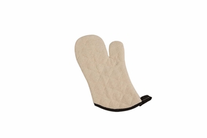 Terry Oven Mitts w/Steam Barrier - Protects to 500F -13""