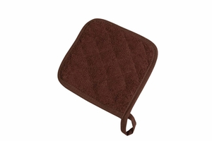 Terrycloth Potholder - Protects up to 500F