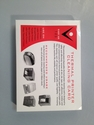 """Thermal Printer Cleaning Cards 4"""" x 6"""" (25 / Box)"""