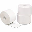 """Thermamark 2.25"""" X 85' Thermal Receipt Paper 7/16"""" Core 1.875"""" Od Case Of 72"""