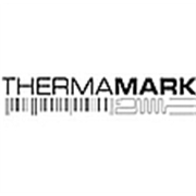 "Thermamark 2"" X 1"" Dt Paper Label Perf Freezer Adhesive 1"" Core 2340 Labels (1 roll)"