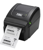 TSC DA200 direct thermal printer, 203 dpi, 5 ips, USB 2.0, Ethernet, RS232, USB-A Host
