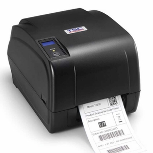 TSC TA310 4 port with Cutter Thermal Transfer Printer, 300 dpi, 4 ips, Ethernet, USB, Parallel and Serial