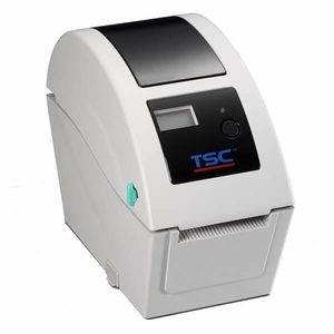 TSC TDP-225 Direct Thermal Printer, 203 dpi, 5 ips (beige) USB and Serial with LCD display