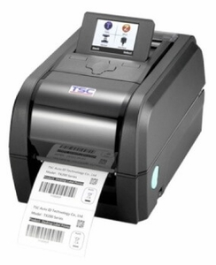 TSC TX300 300 dpi 6 ips thermal transfer desktop printer with Ethernet