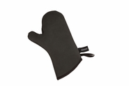 "Ultigrips Conventional Oven Mitt - Protects to 500F - 13"" - Black"