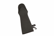 "Ultigrips Puppet Oven Mitt - Protects to 500F - 17"" - Black"