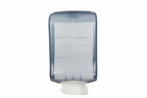 Ultrafold Large Cap Multifold/C-Fold Towel Dispenser - Classic - Arctic Blue