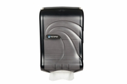 Ultrafold Large Cap Multifold/C-Fold Towel Dispenser - Oceans - Black Pearl