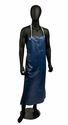Vinyl Dishwashing Apron - Blue - 8 Mil