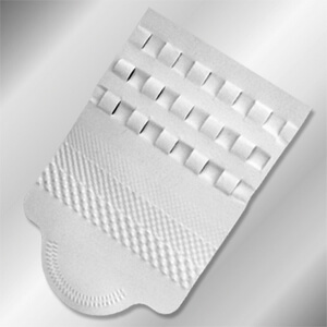 """Waffletechnology 4"""" Check Scanner Cleaning Card w/Wonder Solvent (15 / Box)"""