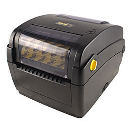 Wasp WPL304 Desktop Barcode Printer with Peeler