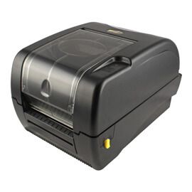 "Wasp WPL305 DT/TT Desktop Label Printer, 5"" OD, 203 dpi, 5 ips"