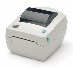 Zebra GC420 Desktop Label Printer with Direct Thermal Print Mode, Dispenser (Peel)
