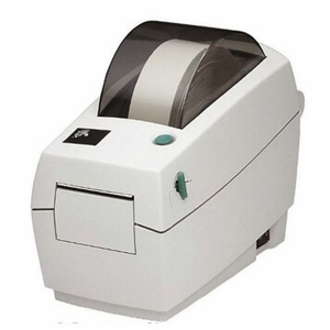 Zebra LP2824 Plus printer with USB, Serial and Cutter