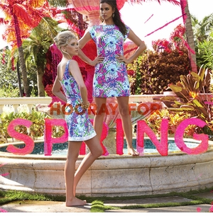 Lilly Pulitzer Spring 2014 Collection