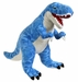 Adventure Planet Giant Blue T-rex Soft Dinosaur Plush Toy, 30 inch