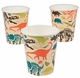 Dino Dig Party Cups, 8 pcs