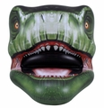 Inflatable T-rex Dinosaur Head Float 65""