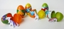 """Easter Hunt Dinosaur Eggs with Toys, 3"""", 1 pc"""