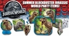 Jurassic World Party Supplies Tableware, 8 Guests