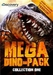Mega T-rex Dino Pack Collection One, DVD