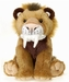 Fiesta Saber Cuddly Soft Tooth Cat Plush Toy