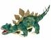 Fiesta Green Giant Stegosaurus Stuffed Dinosaur with Roaring Sound, 47""