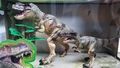 Large & Small T-rex Dinosaur Toys Action Figures Play Set