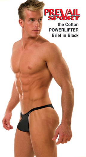 Cotton PowerLifter Brief