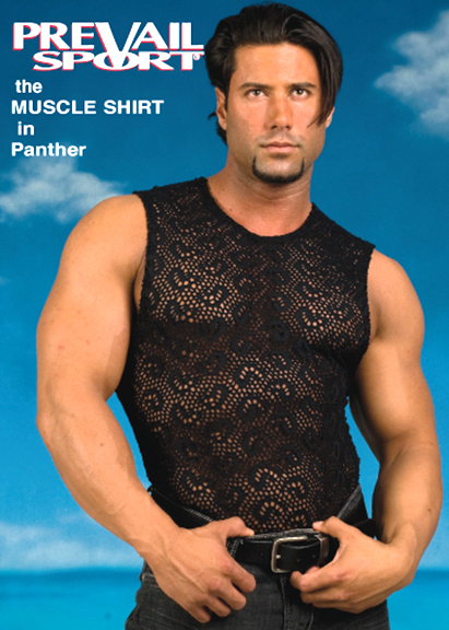 Muscle Shirt - Panther