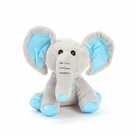 "6"" Edward Blue Elephant"