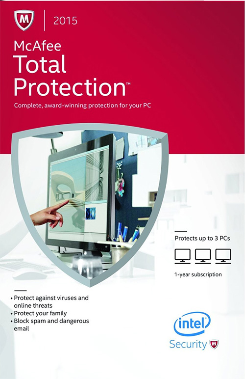 Mcafee Total Protection 2013 Precracked - getnt