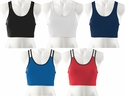Athletic Poly / Spandex Sports Bras � in 5 Colors