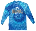 Blue Jerry Tie Dye Long Sleeve Shirt � in 6 Styles