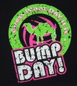 Bump Day Black Volleyball T-Shirt