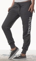 Charcoal Heather Jogger Pants w/ Pockets - Choice of 22 Sports on Leg or Rear